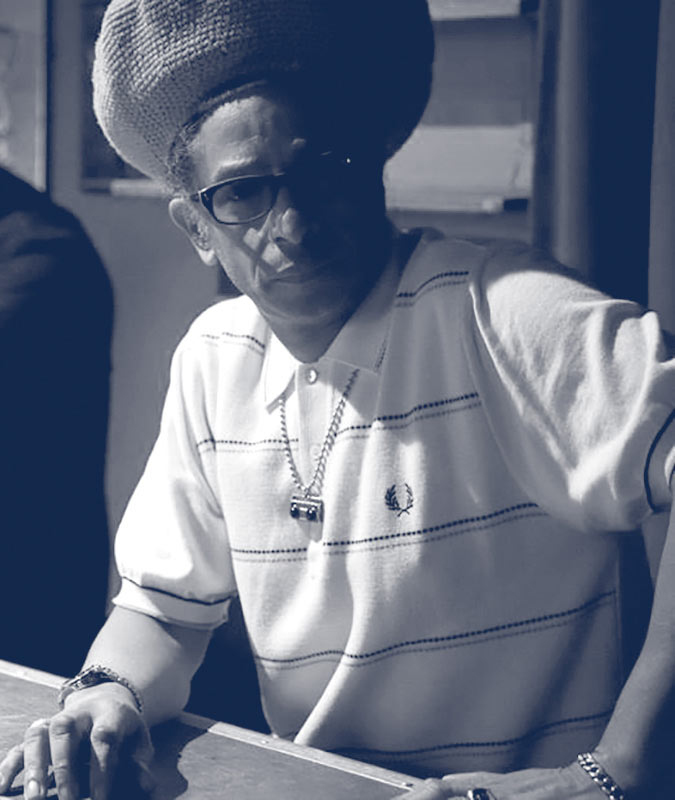 Donn Letts - Musician and Film Producer