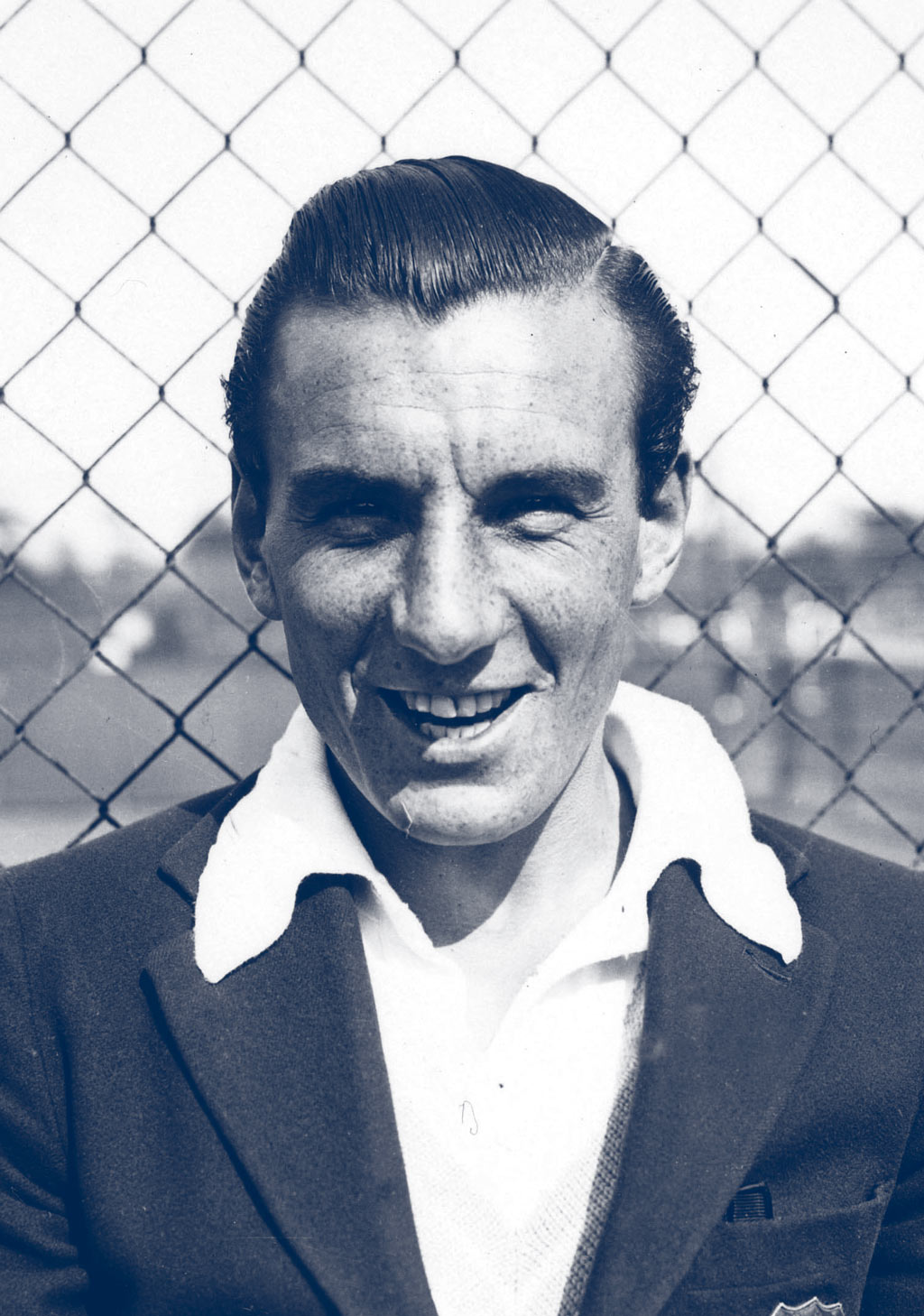 Fred Perry - The best dressed player