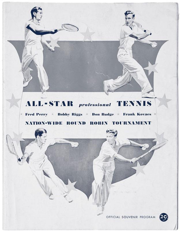 مقالة كل نجوم التنس