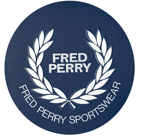 Estampado gráfico da roupa desportiva de Fred Perry