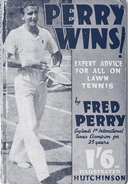 Artigo Fred Perry Vence