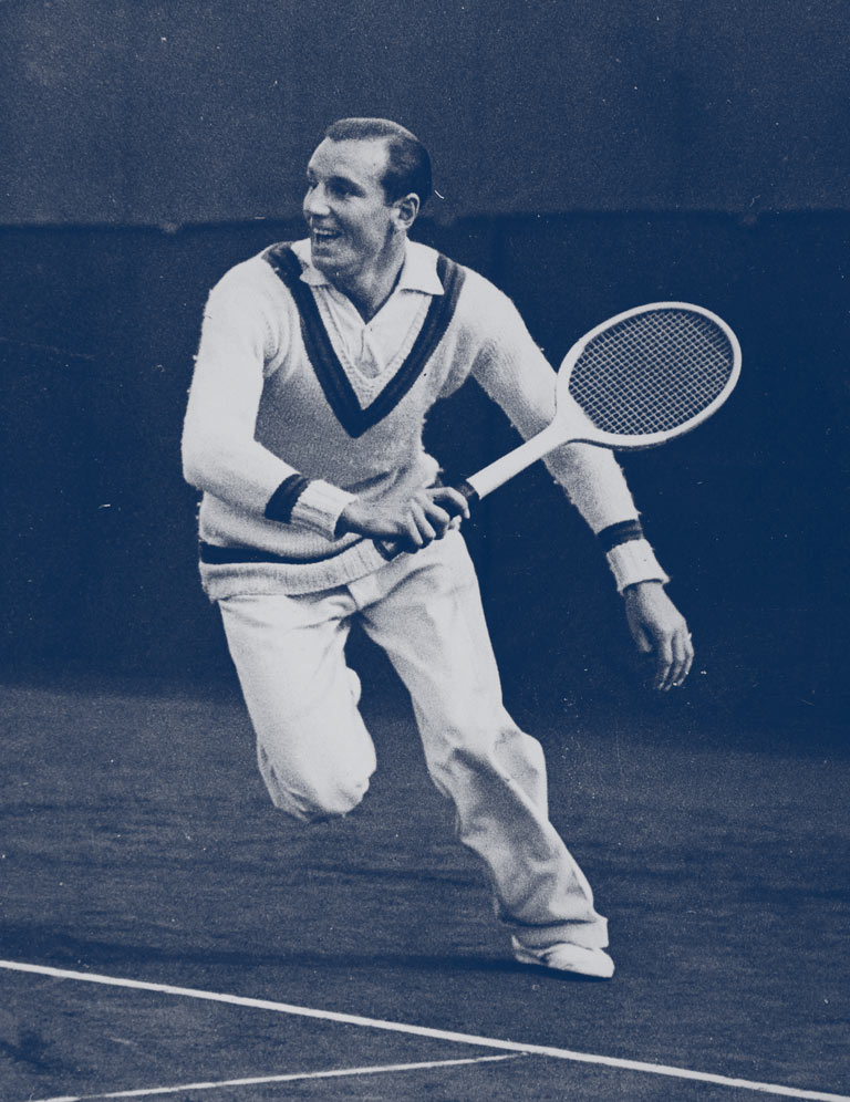 The Man - Fred Perry