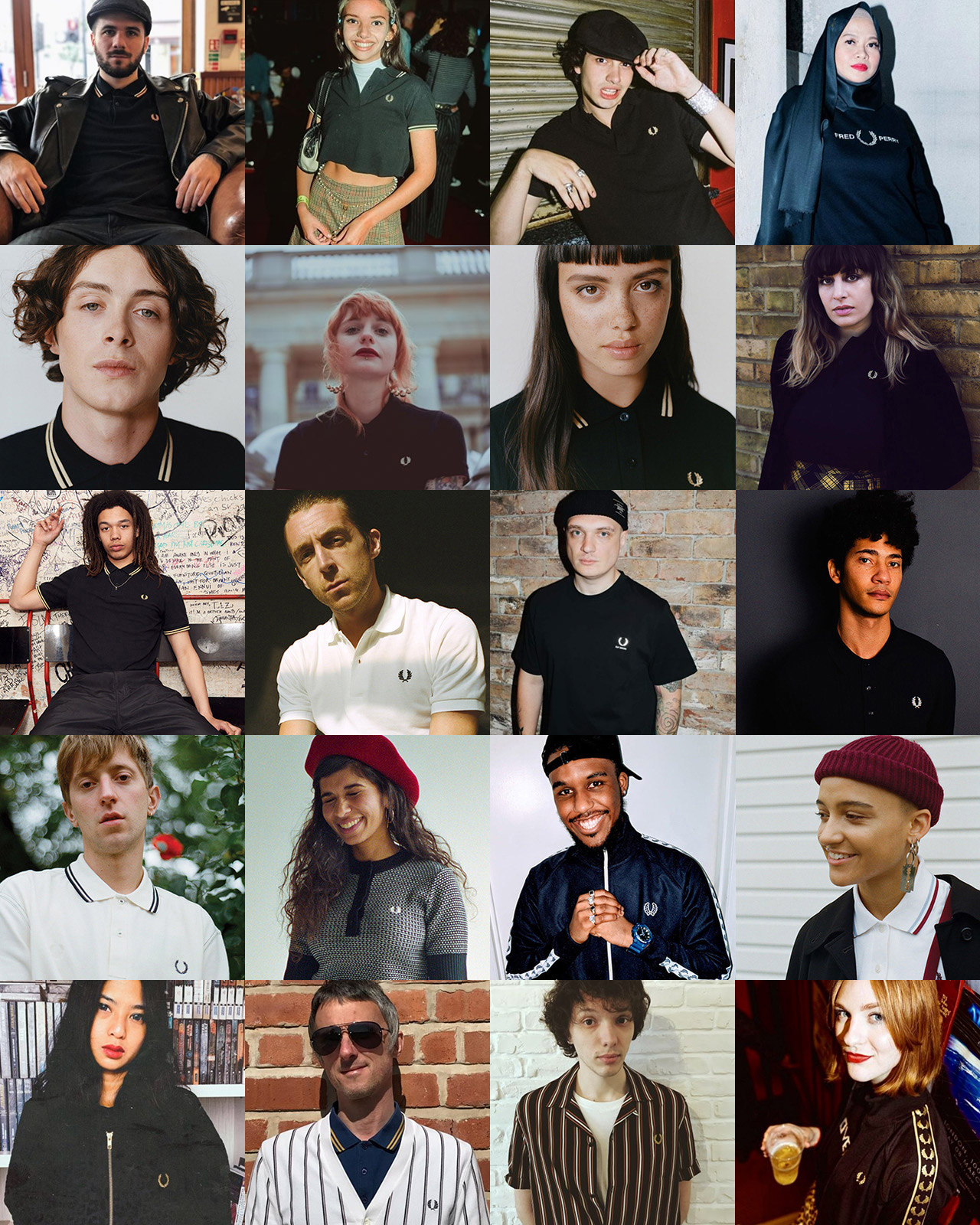 Fred Perry Subculture Playlist Submissions